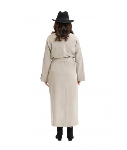 Black wool hat